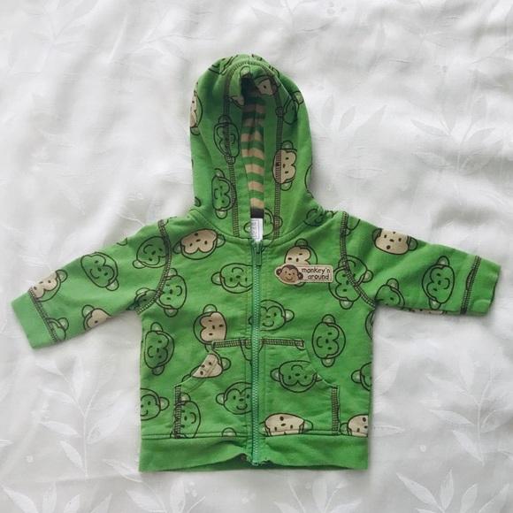 Carter's Hoodie Jacket